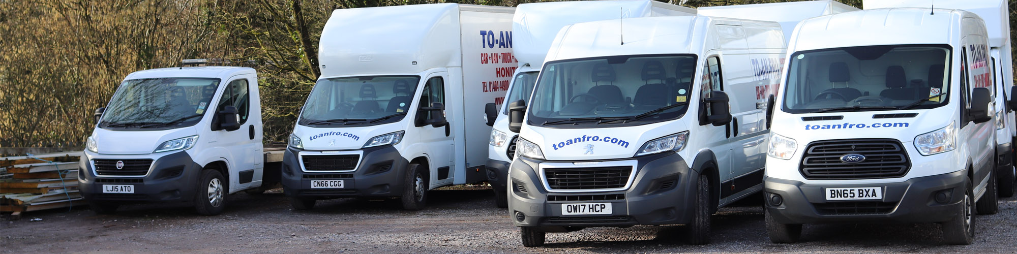 Van Hire Devon