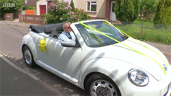 Wedding Car Hire Devon