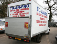 Lorry Hire Exeter