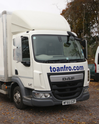 Lorry Hire Devon