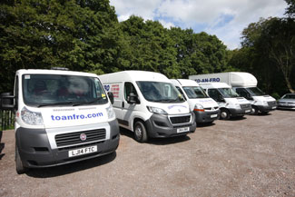 van hire East Devon